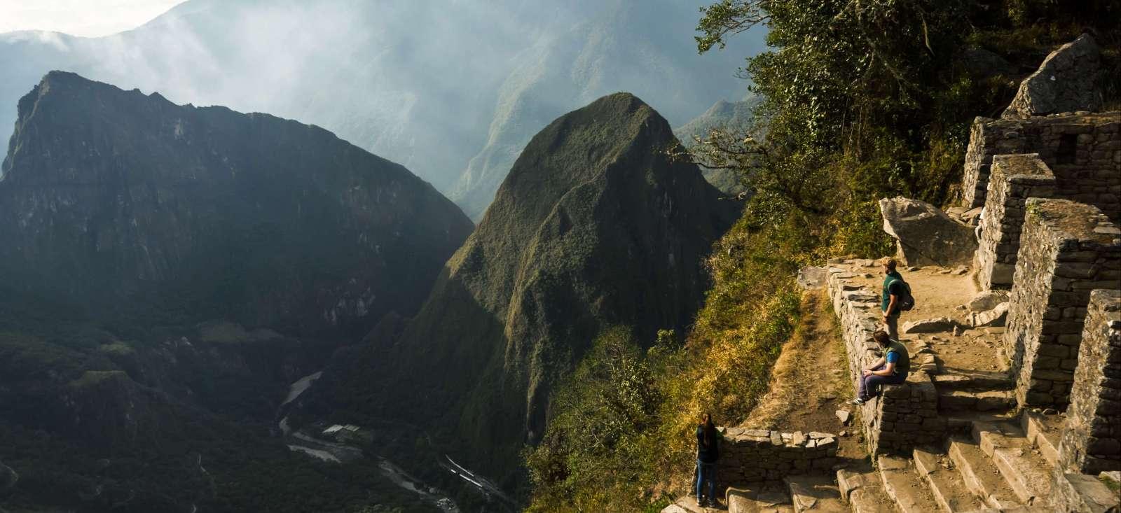 Voyage à pied : Immersion aux pays des Incas