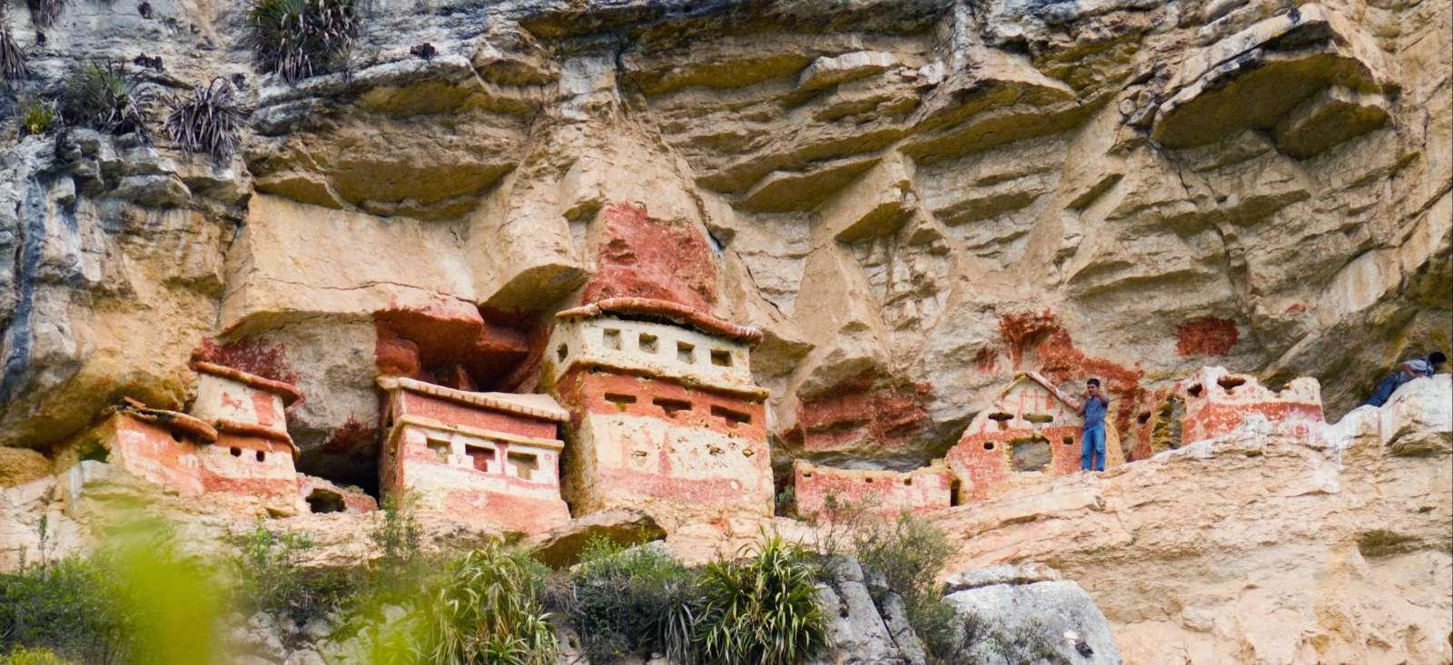 Voyage à pied : Les mystères du Pérou !