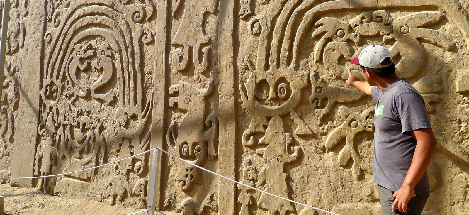 Voyage à pied : Mythes & Légendes du Pérou