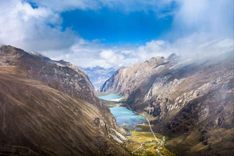 Voyage à pied : Terres Incas et Cordillère Blanche