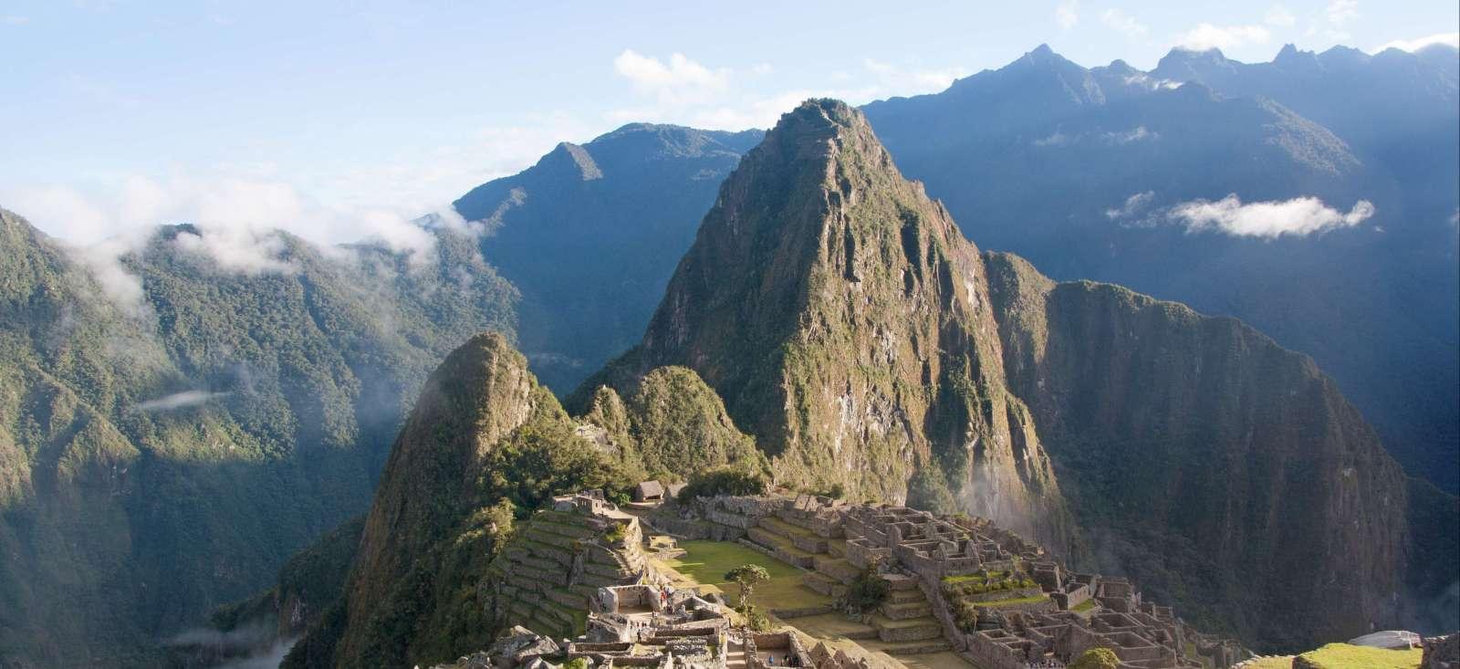 Voyage à pied : Pérou : Du triangle d\'Or à l\'Amazonie !