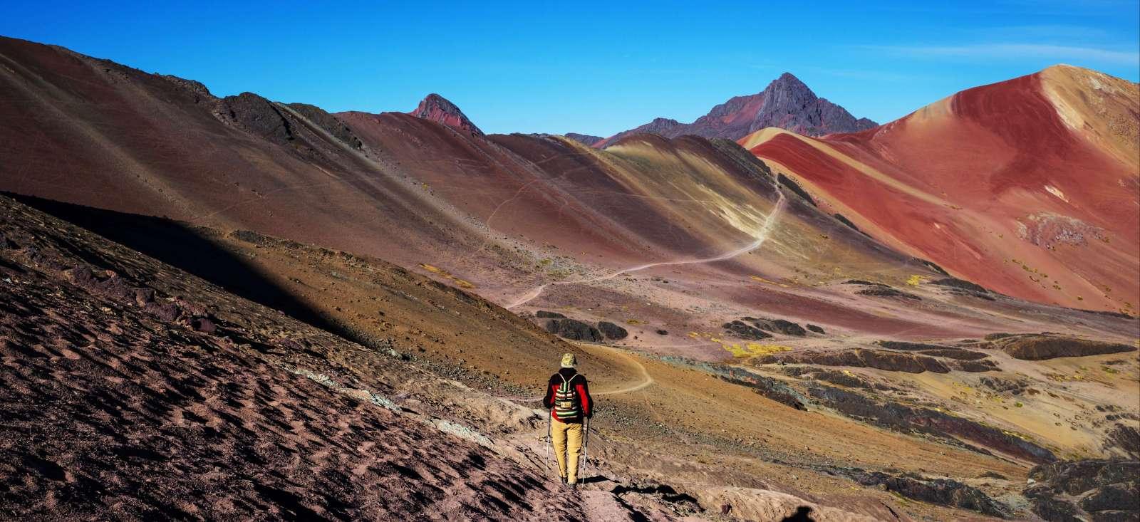 Voyage à pied : Ausangate & Vinicunca