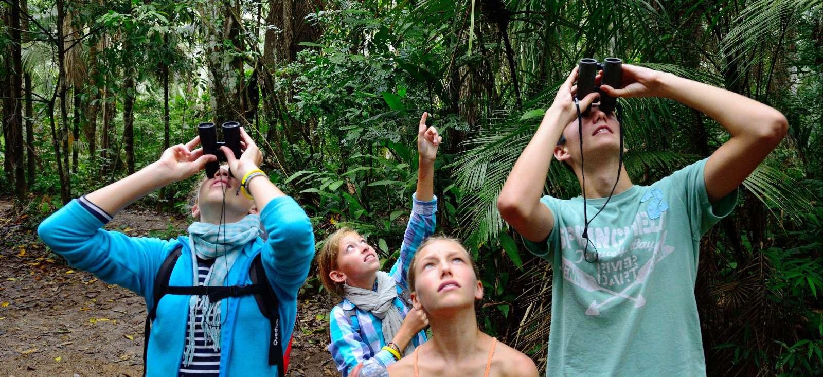 Voyage à pied : L\'Amazonie & les Cités d\'Or !