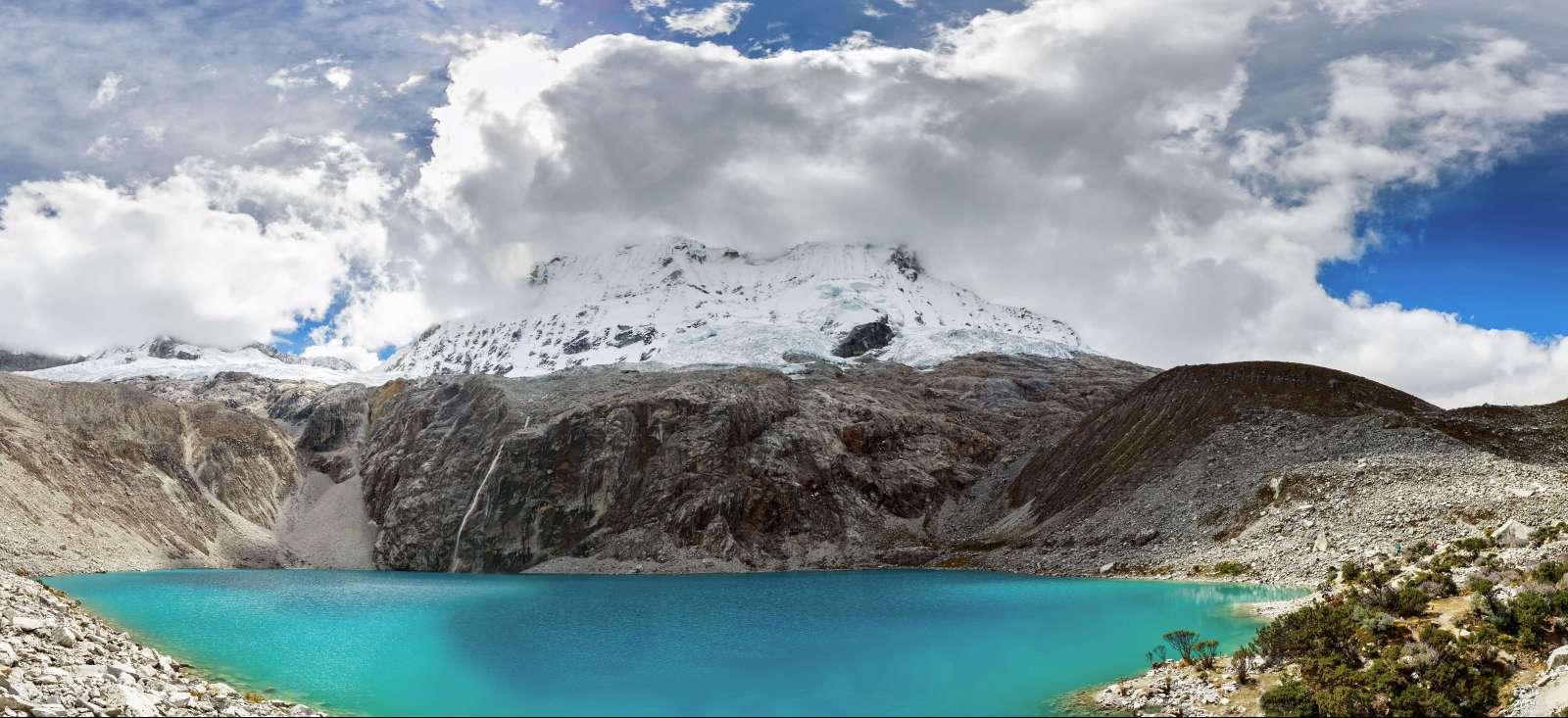 Voyage à pied : Aux origines des Andes