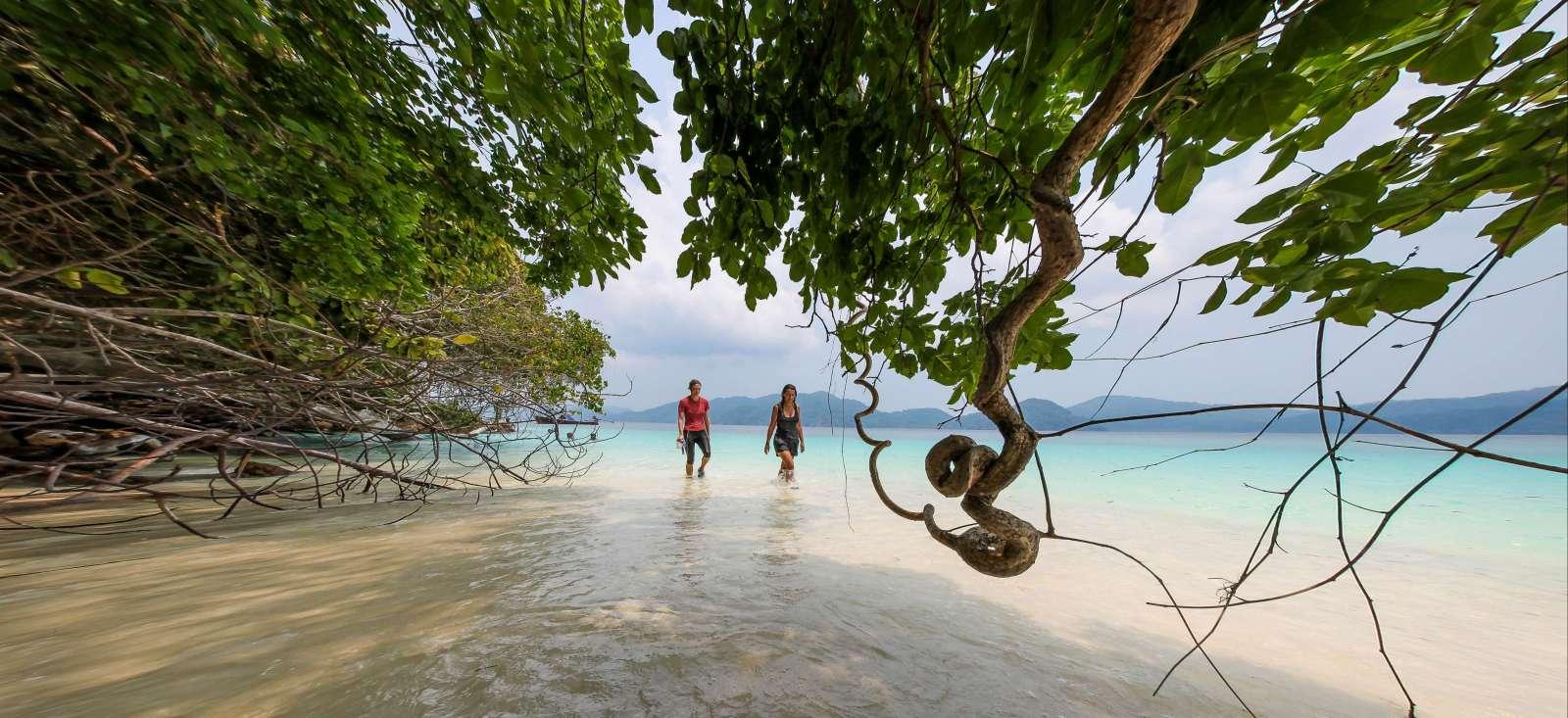 Voyage à thème : Seul au monde, dans l\'archipel de Palawan