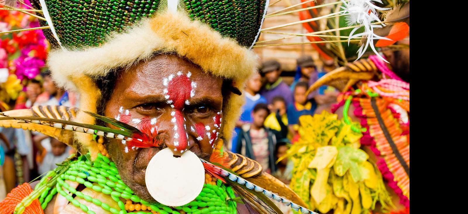 Voyage à pied : Immersion en terre papoue