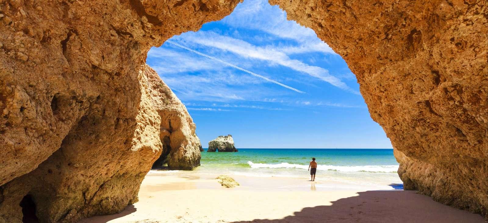 Voyage à pied :  L\'Algarve du bout du monde