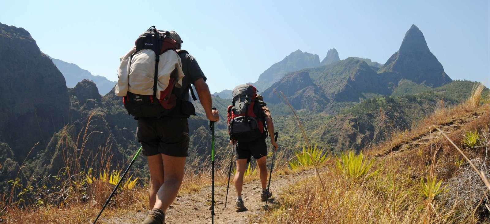 Voyage à pied : Réunion : Rando créole