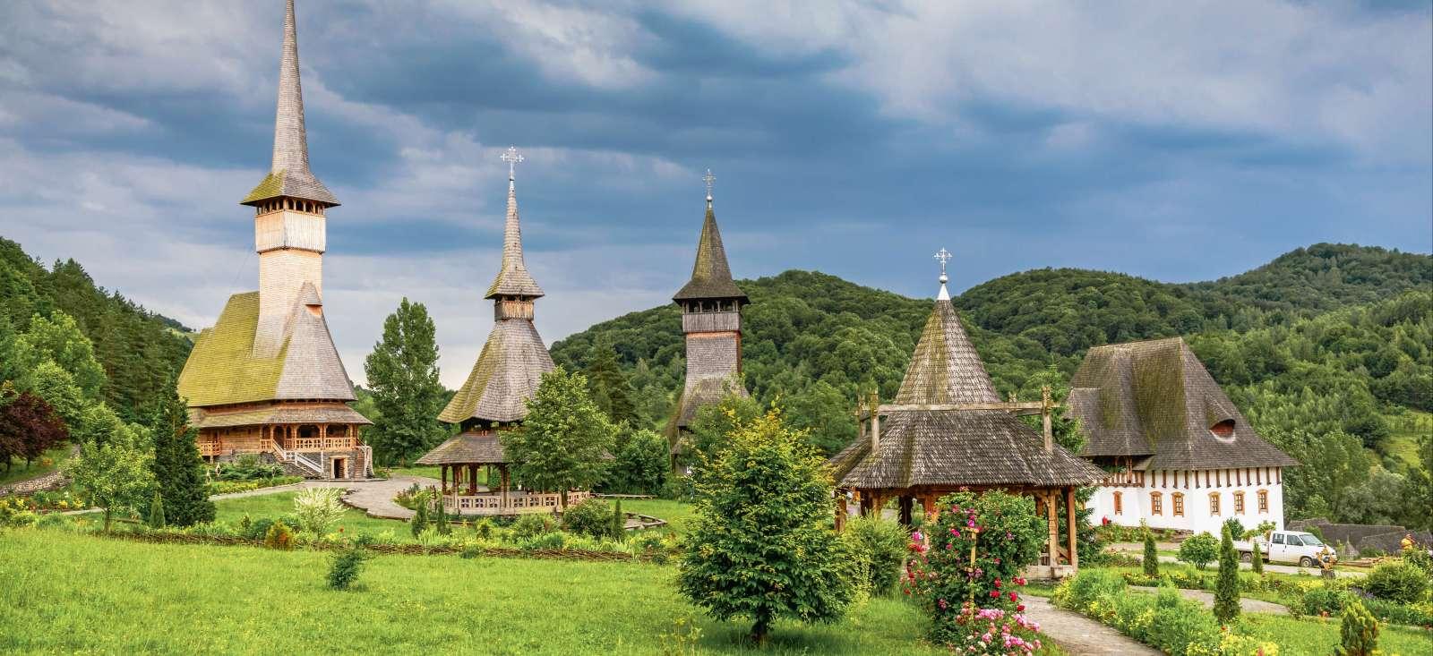 Voyage à pied : Villages de Bucovine et du Maramures