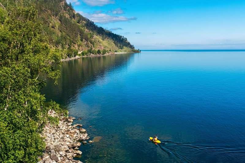 Image Un kayak pour le Baïkal...