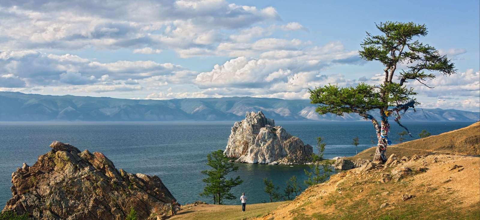 Voyage à pied : Absolut Baïkal