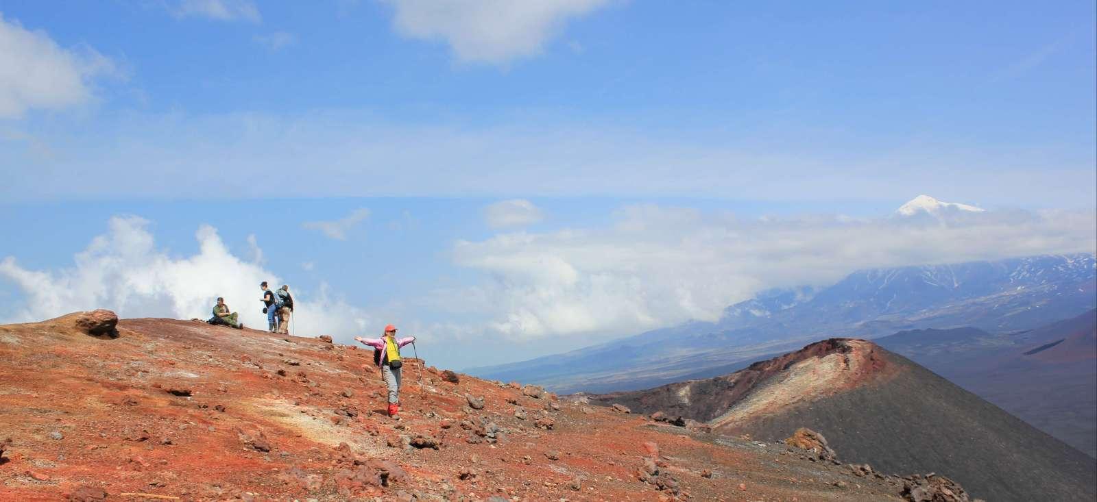 Voyage à pied : Kamtchatka, à l\'extrémité des terres !