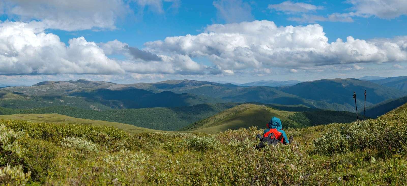 Voyage à pied : Altaï russe, le petit trek qui monte