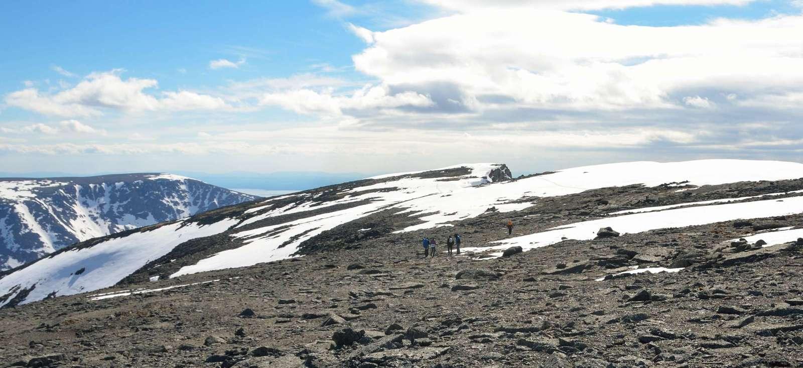 Voyage à la neige : Toundra arctique et Mer de Barents