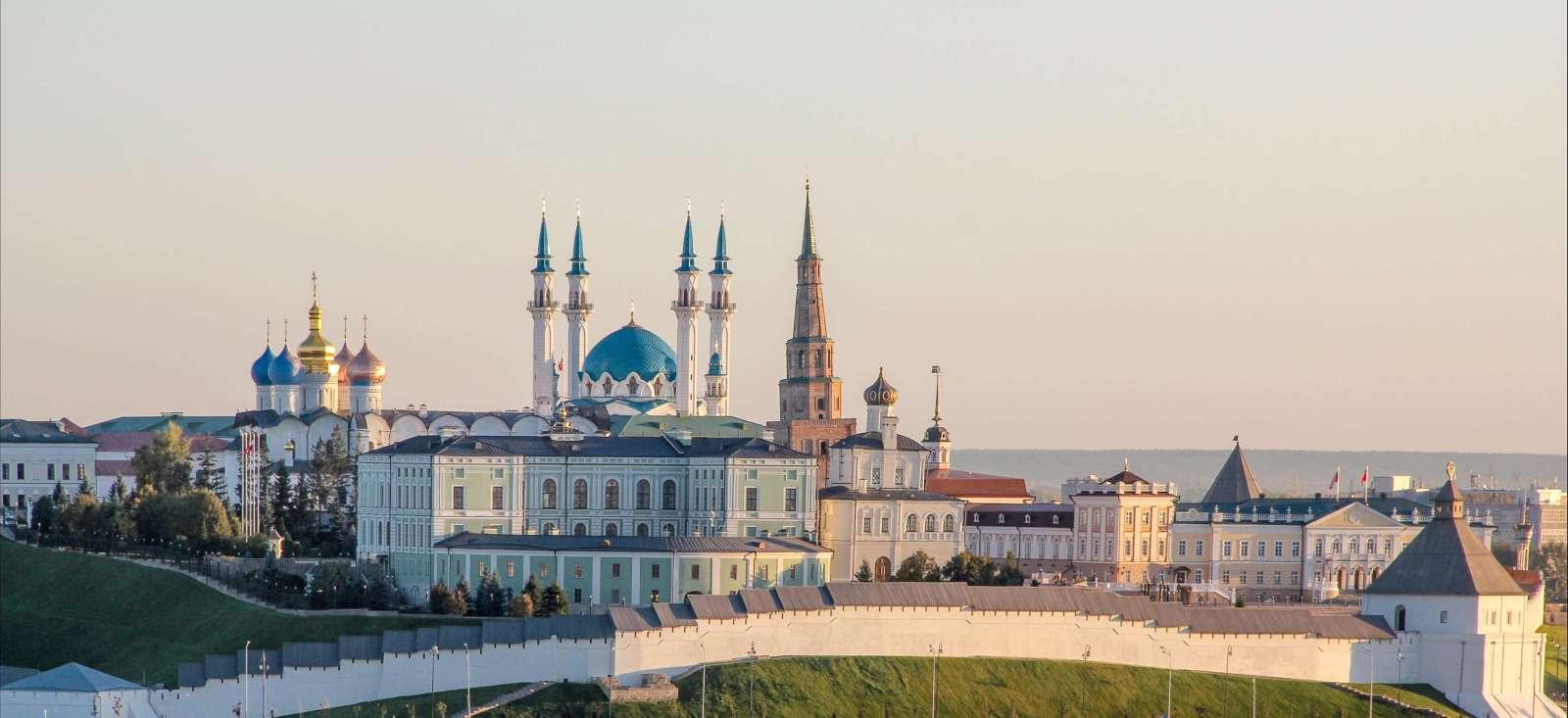 Voyage à pied : Petite balade au Tatarstan