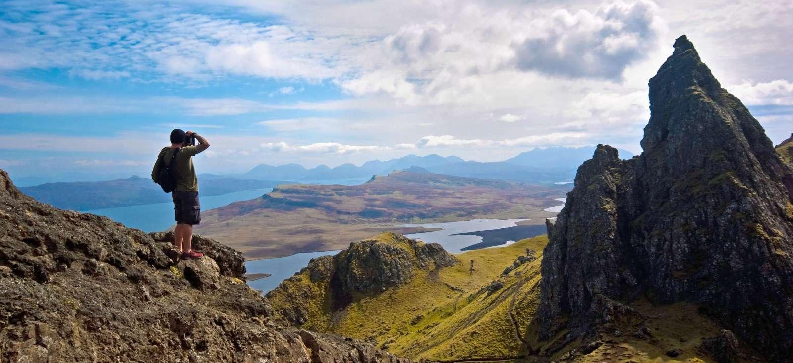 Voyage à pied : Ecosse : Ile de Skye et merveilles des Highlands