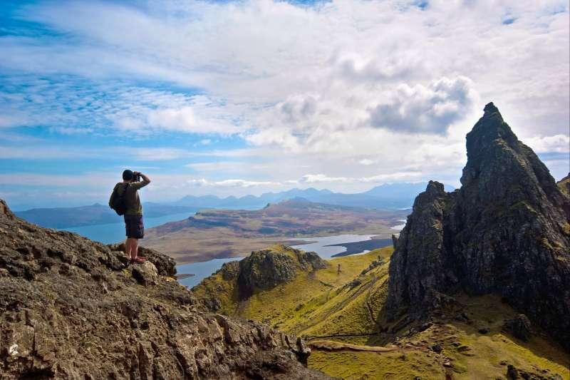 Voyage à pied : Ile de Skye et merveilles des Highlands