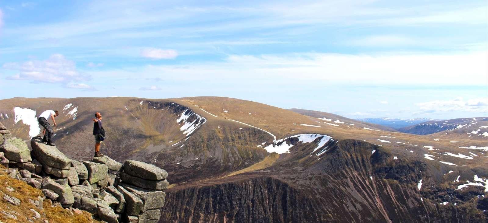 Voyage à pied : Les Highlands...une Ecosse grandeur nature!