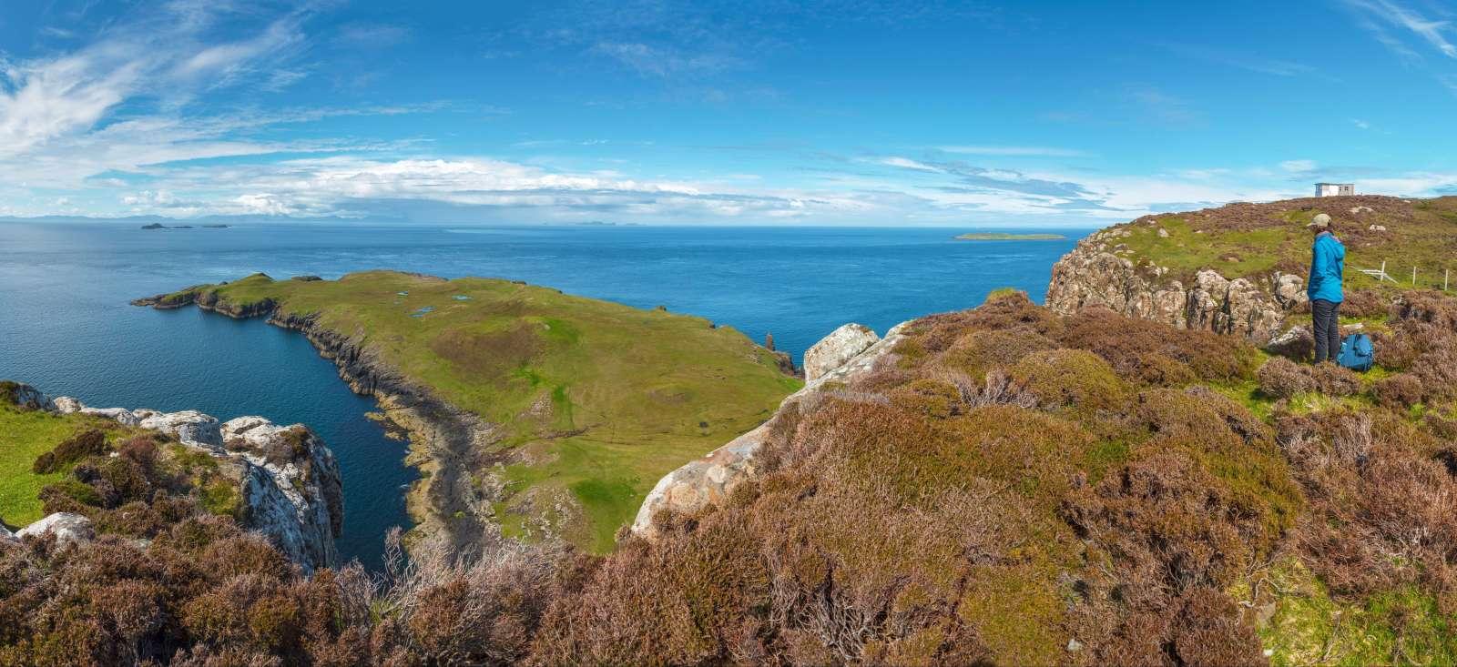 Voyage à pied : La magie de l\'île de Skye
