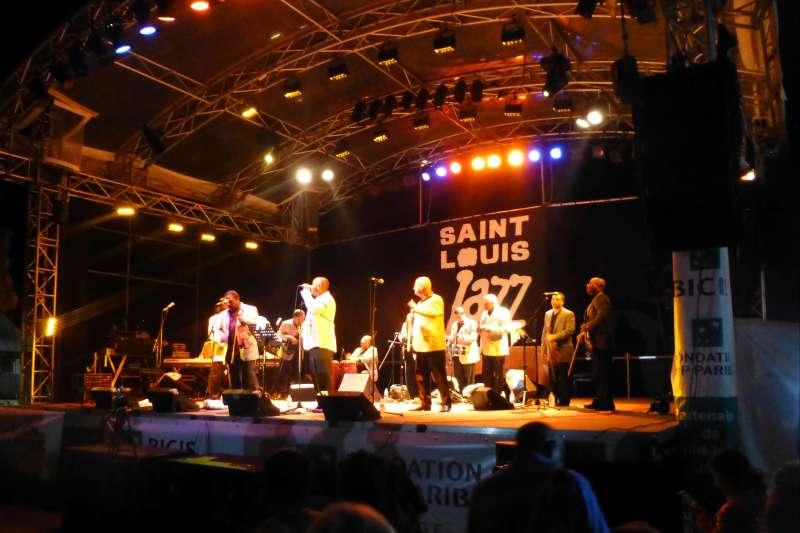 Voyage à pied : Au rythme du Festival de Jazz de Saint-Louis