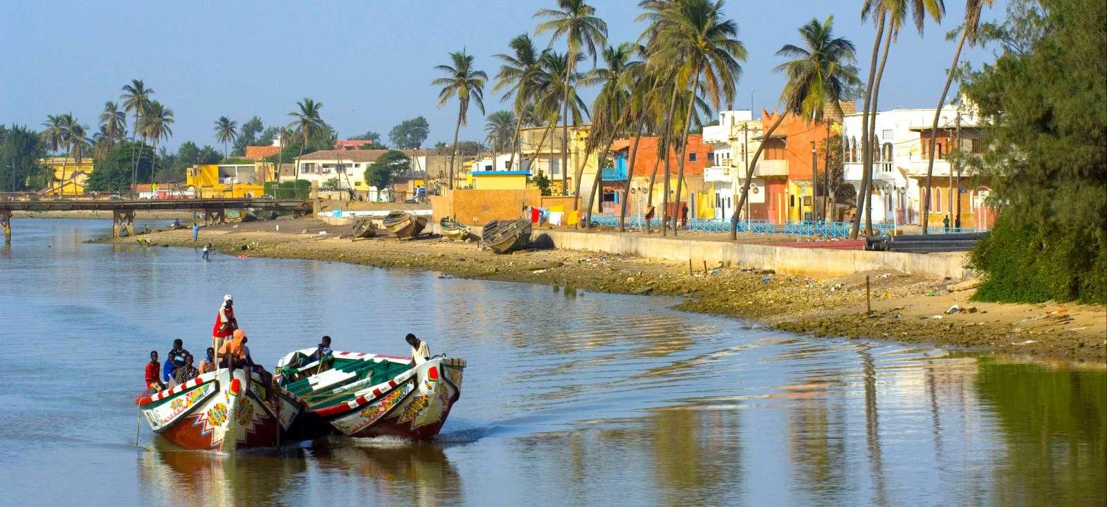 Voyage à pied : Rando et Pirogue sur le fleuve S\'négal