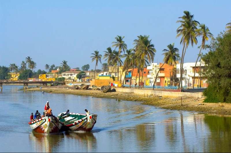 Voyage à pied : Rando et Pirogue sur le fleuve Sénégal
