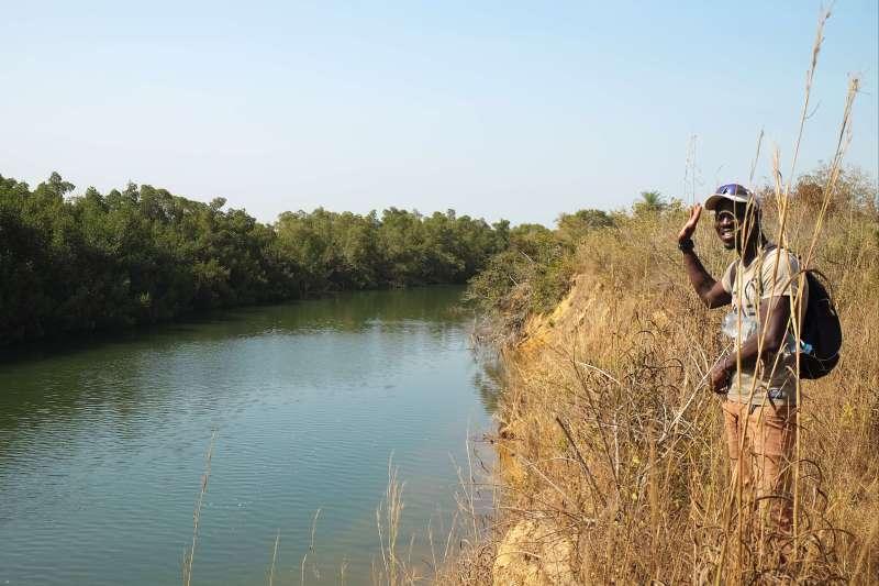 Voyage sur l'eau : La Casamance en famille