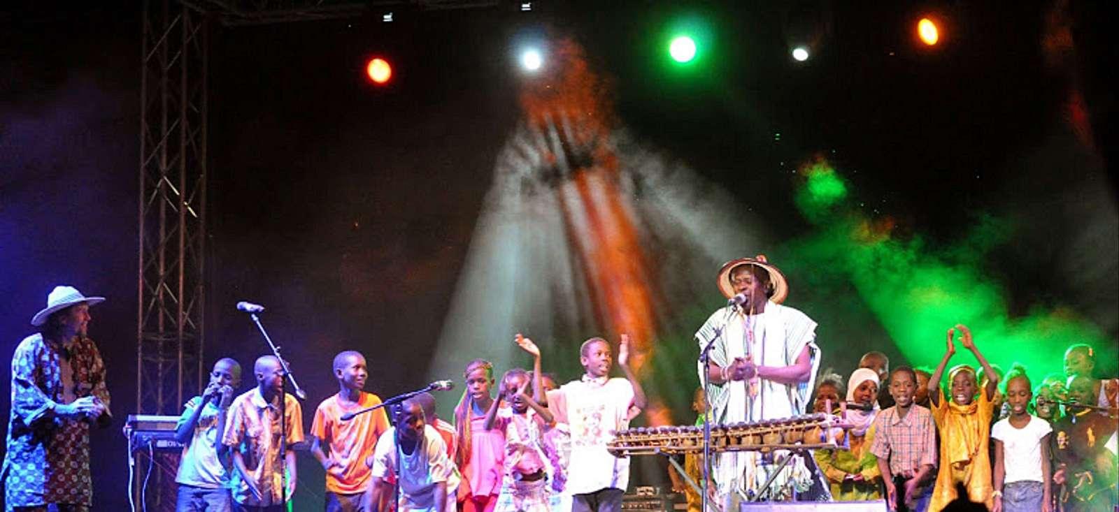Voyage à pied : Sénégal : Festival à Sahel ouvert solidaire