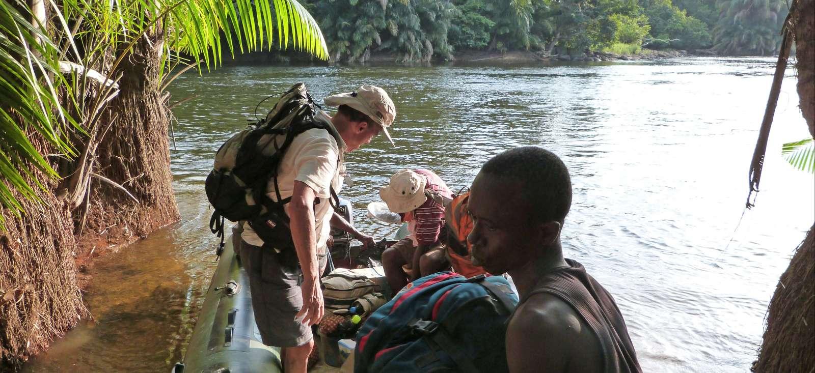 Voyage avec des animaux : Au c\'ur de la forêt tropicale !