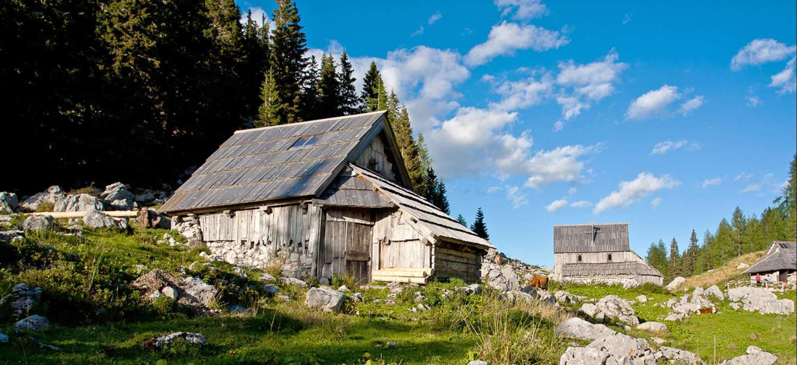 Voyage à pied Slovénie : Montagnes et panoramas de Slovénie