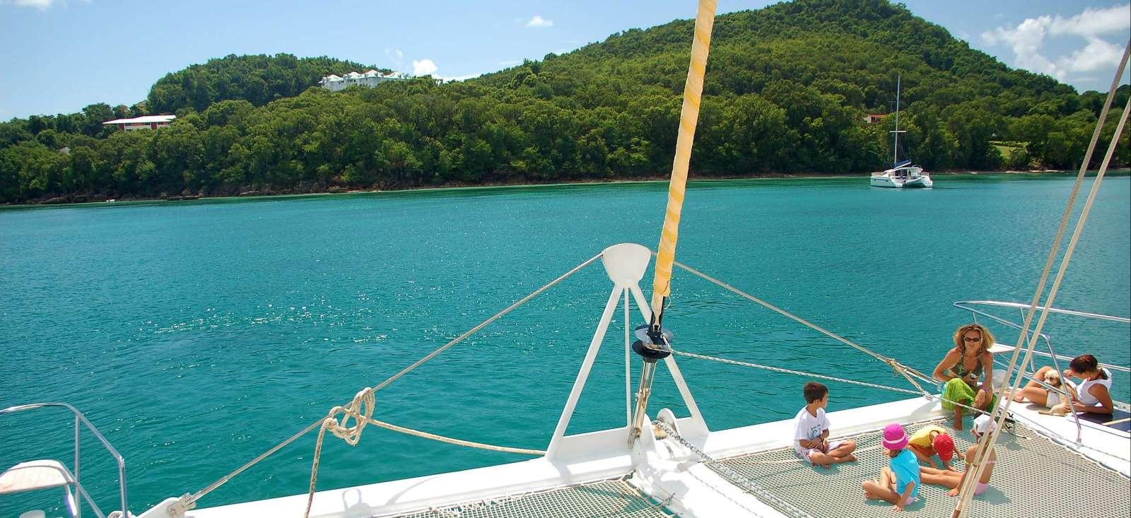 Voyage sur l'eau : Cabotage Seychellois !