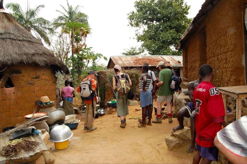 Voyage à pied : Balades, rencontres et immersion au Sud Togo