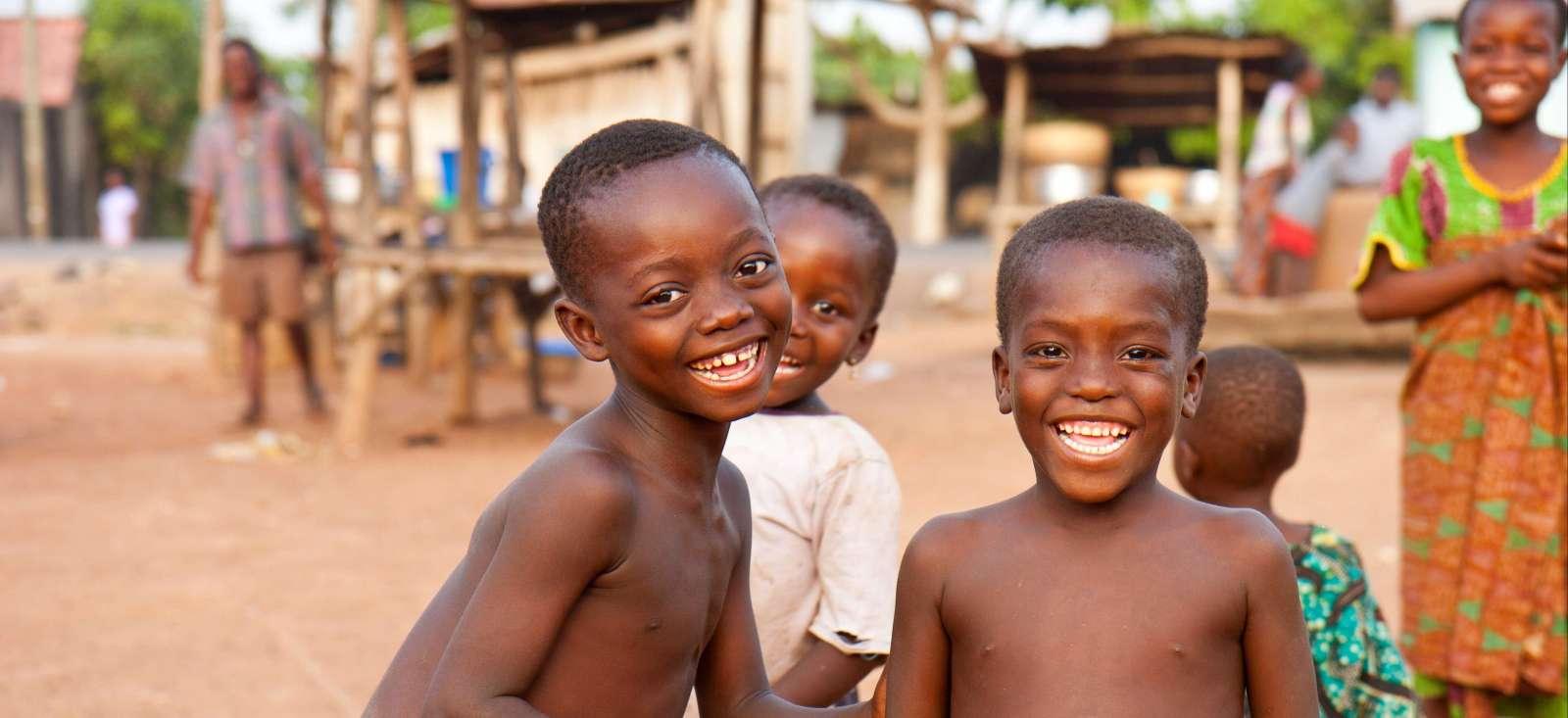 Voyage à pied : Le Togo, sourire d\'Afrique !
