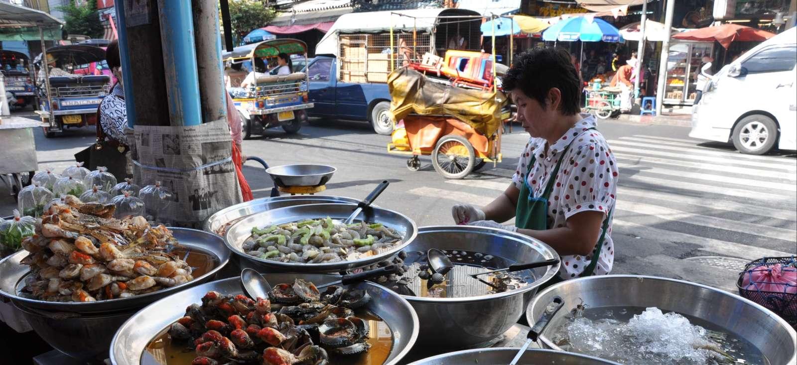 Voyage en véhicule Thailande : La Thaïlande au pad\' thai