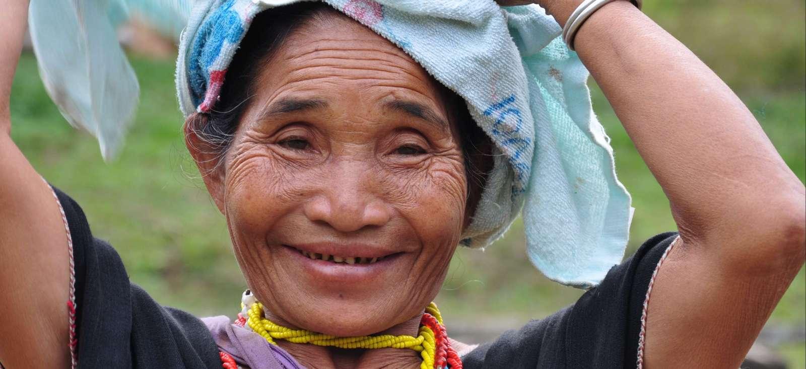 Voyage à pied : Rencontres Thaïlandaises