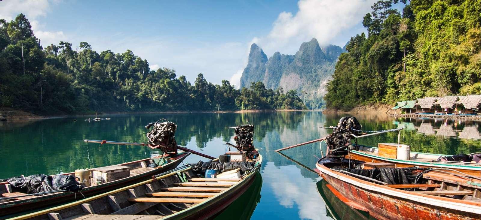Voyage à pied : Escapade au royaume de Siam
