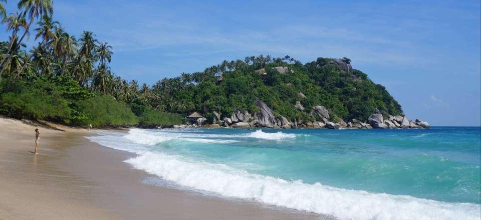 1350fe6428 Bangkok en liberté, activités nature à Khao Sok et plages paradisiaques à  Koh Tao et