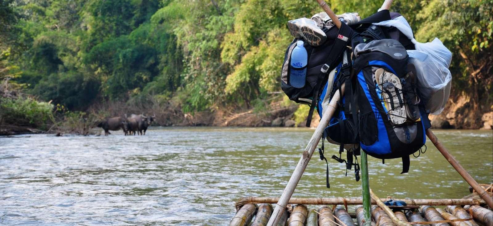 Voyage à pied : L\'aventure version thai