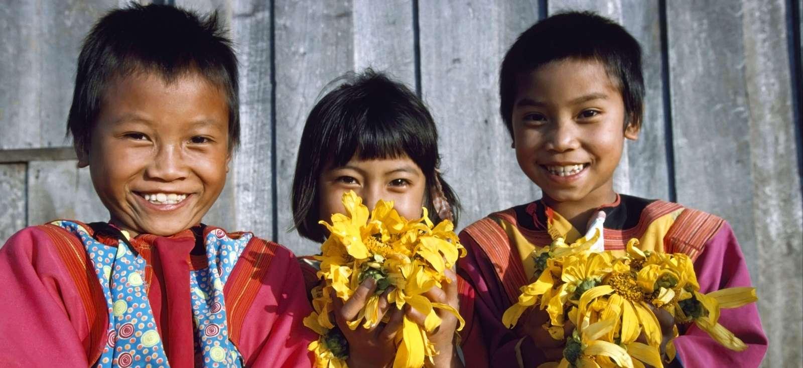 Voyage sur l'eau : Ma Famille se Thaïe !
