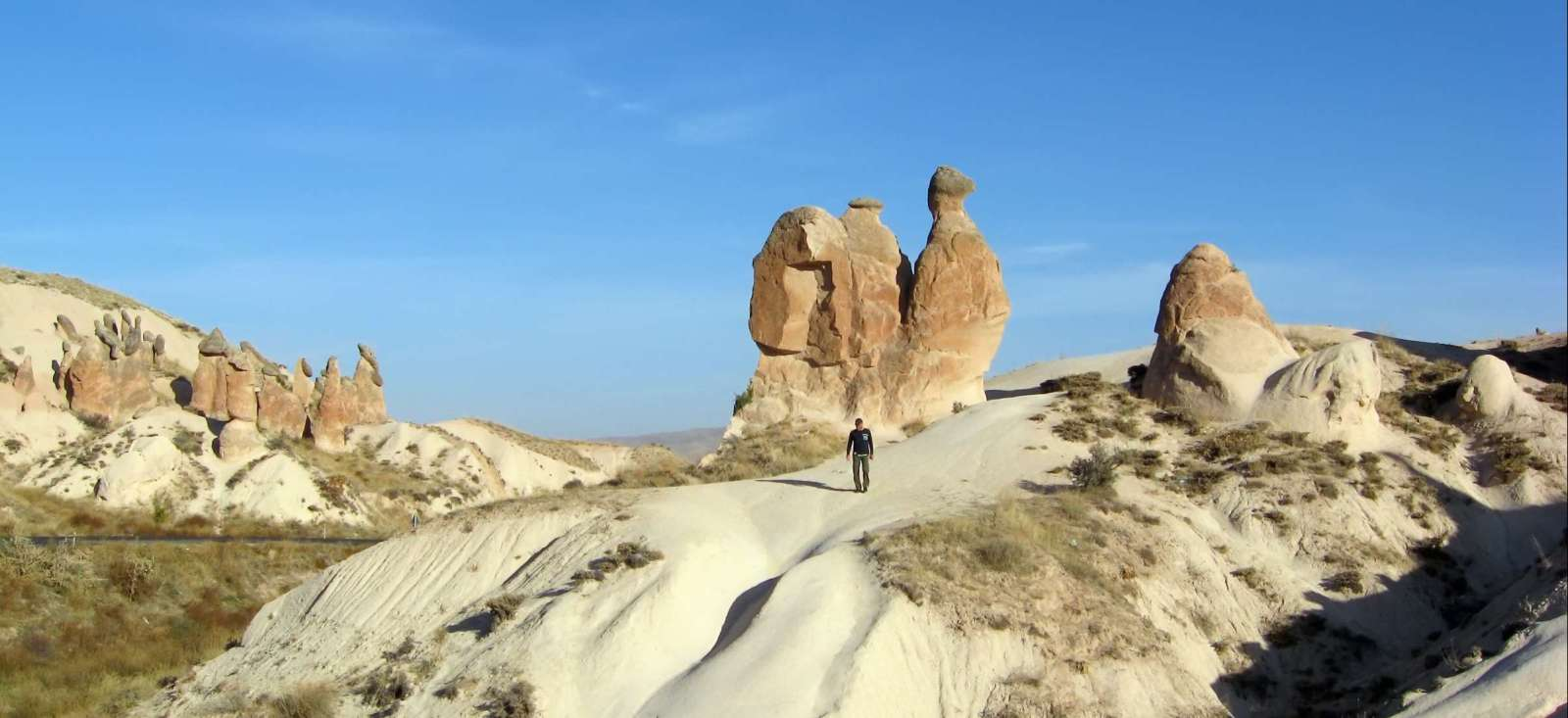 Voyage à pied : Cappadoce, Mt Taurus & îles