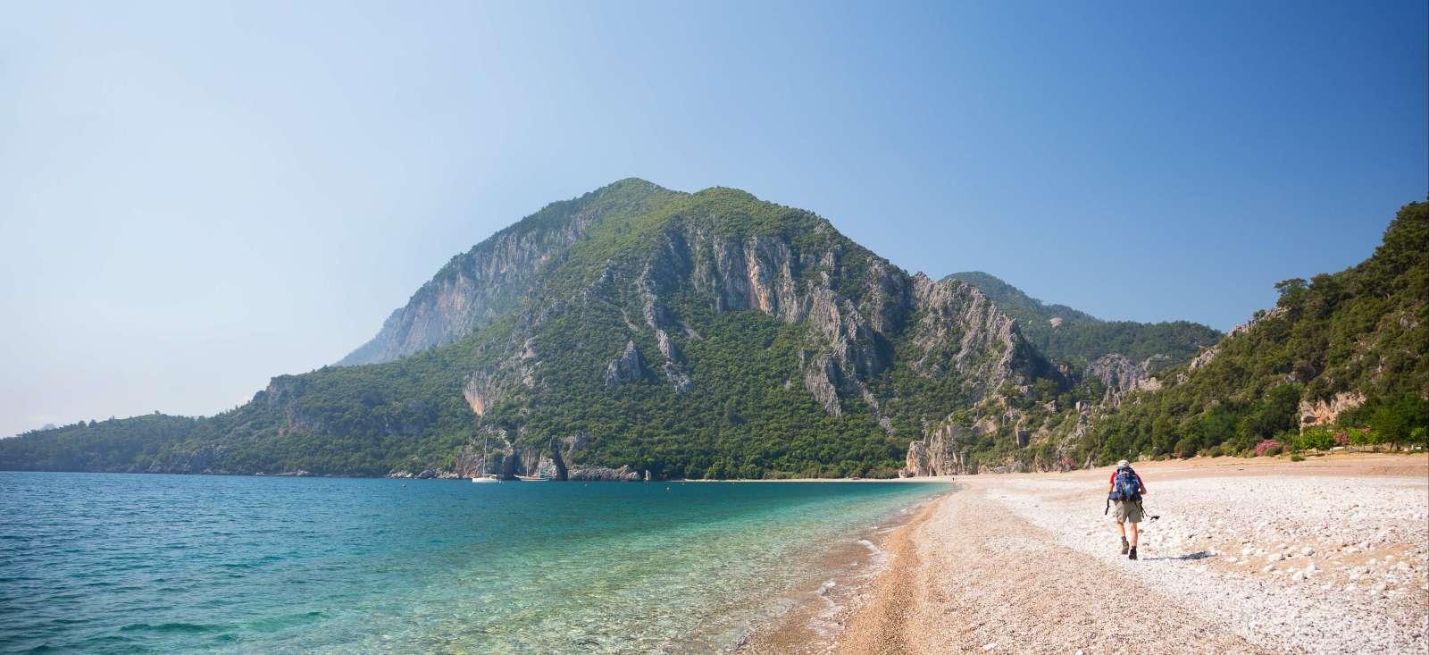 Voyage à pied : Randonnée en liberté en Lycie