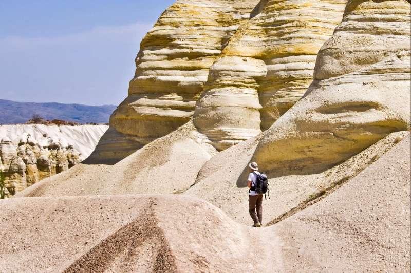 Voyage à pied : La Cappadoce en liberté