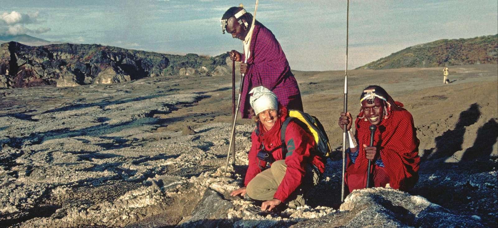 Voyage à pied : Safari & randonnée en territoire Masaï