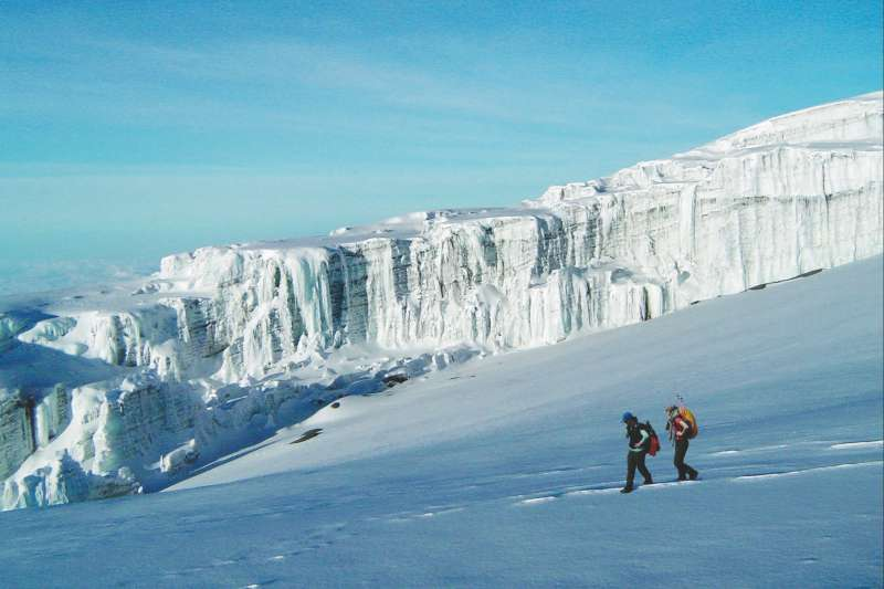 Voyage à pied : Tanzanie : Rando Kilimandjaro, voie Machame