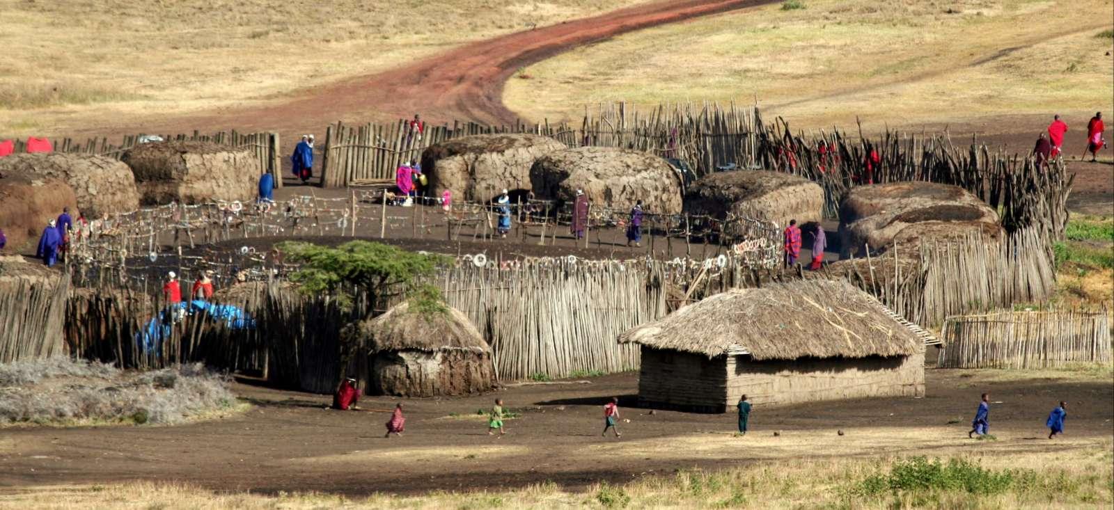 Voyage sur l'eau Tanzanie : Ma petite tribu en pays masai !