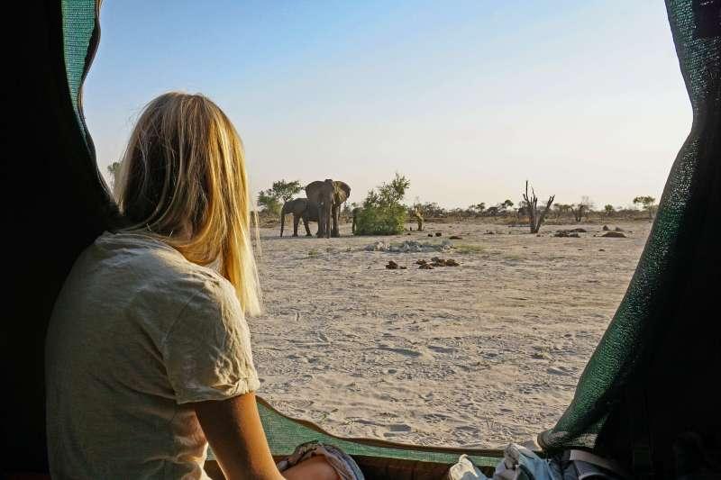 Voyage en véhicule : Camping Party en Tanzanie !