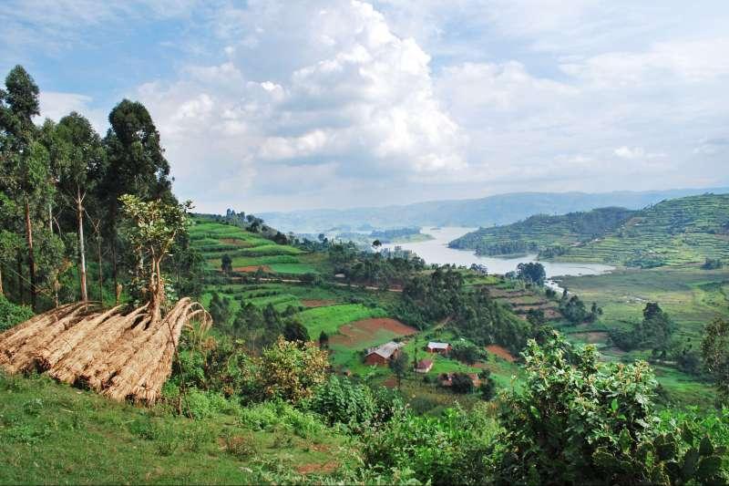 Voyage à pied : Best of Ouganda