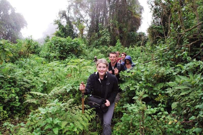 Voyage à pied : Gorilles et merveilles de l\'Ouganda
