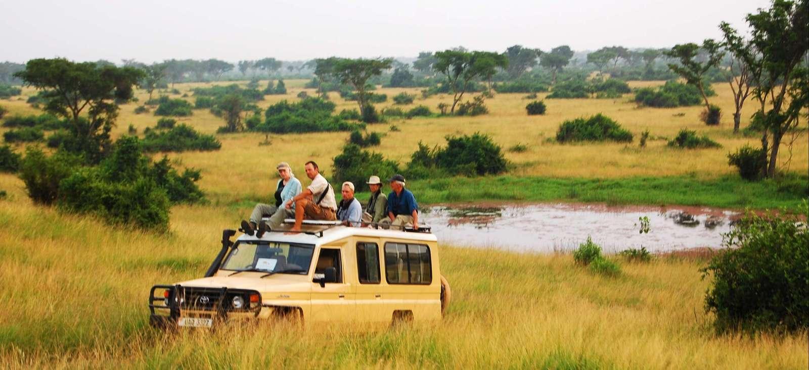 Voyage à pied : Les sites incontournables de l\'Ouganda