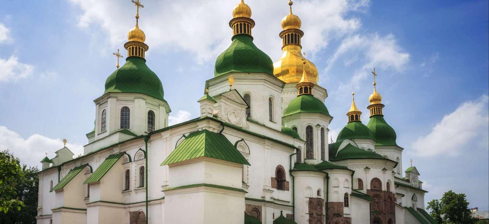 Voyage à thème :  L\'Ukraine de Kiev à Odessa...